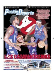 Diario - Pasión & Deporte