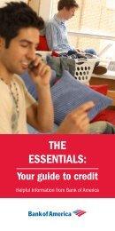 THE ESSENTIALS:
