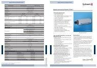 Digitale CCD-Kamera FAC 858 I, FA 857 I - NT Neue Technologie AG
