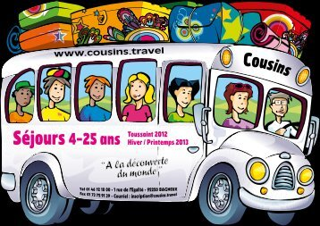 Edito et Charte de qualité - Cousins