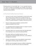 Sixth Form Prospectus - The North Halifax Grammar School - Page 2