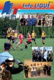 Info ligue n°13 – janvier 2012 - La fédération des Clubs de la Défense