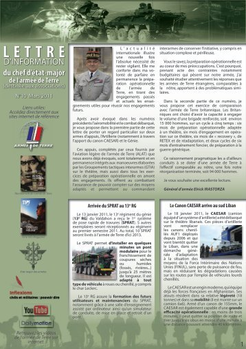 lettre info CEMAT n°10