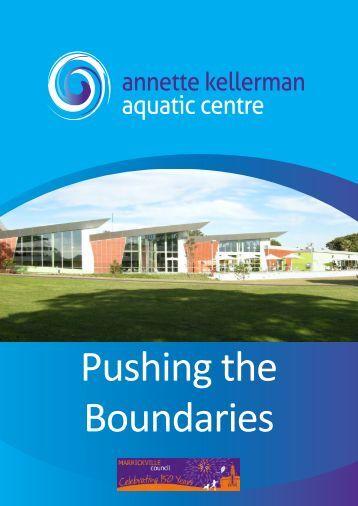 Lighting Systems - Annette Kellerman Aquatic Centre