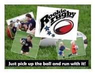 Presentation for Schools - USA Rugby