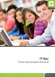 IT Flex Kursusbeskrivelse - Campus Vejle