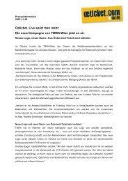Die neue Kampagne von TBWA\Wien jetzt on air. - KORN PR,  Mag ...