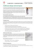 CLUBHOUSES & CHANGING ROOMS 1 - Page 2