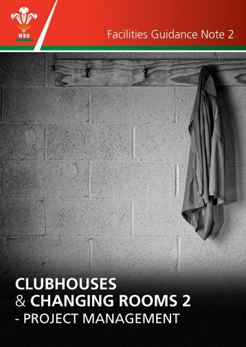 CLUBHOUSES & CHANGING ROOMS 2