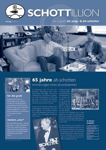 SCHOTT ILLION Schottillion - Alt-Schotten