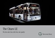 The Citaro LE