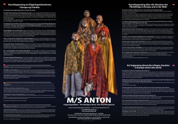 Folder om M/S Anton i Hamborg - AIDOH