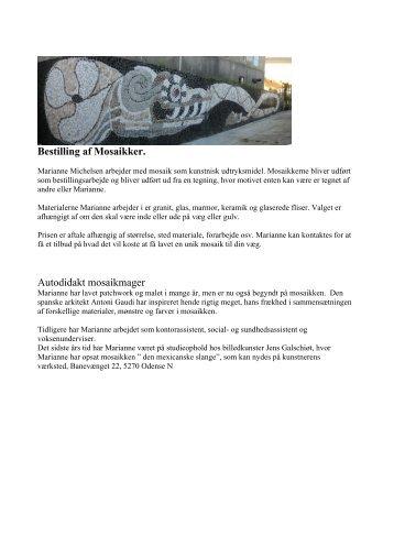 Pjece om Slangemosaik - AIDOH