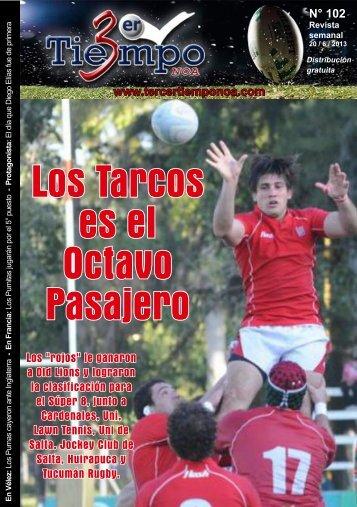 REVISTA Nro 102 DE TTNoa - Tercer Tiempo NOA