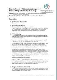 Referat fra mødet den 29. maj 2012 - Herning HF og VUC