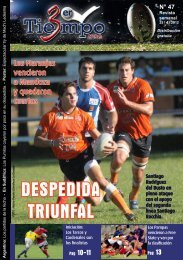 REVISTA Nro 47 DE TTN web - Tercer Tiempo NOA