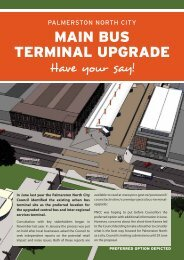 Bus Terminal Flyer and Submission Form - PDF - Palmerston North ...