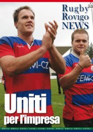 Scarica il Pdf di RugbyRovigoNews - RovigoOggi.it