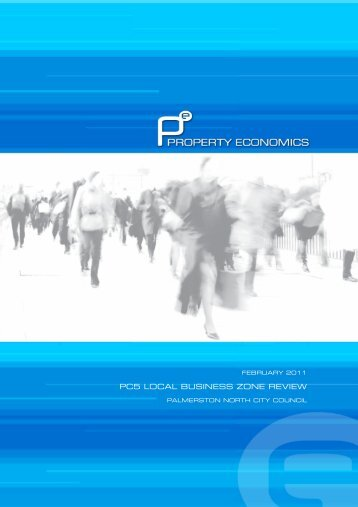 Appendix One : Retail/Economic Assessment, Property Economics Ltd