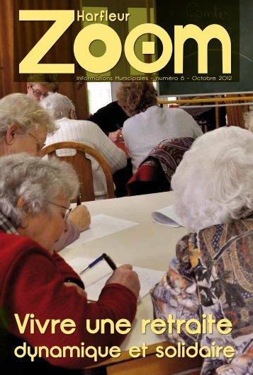 Vivre une retraite - La ville d'Harfleur