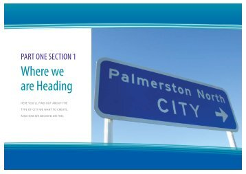 Section 1 - PDF - Palmerston North City Council