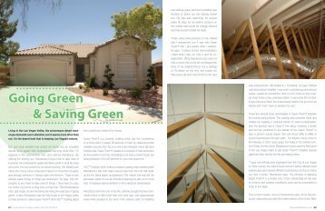 Going Green & Saving Green - Eagle Specialized Coatings And ...