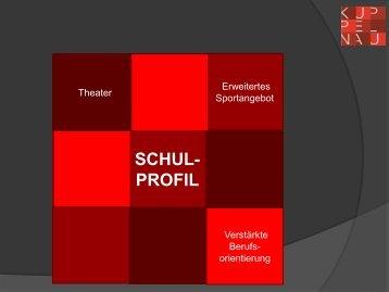 Schulprofil - Kuppelnauschule