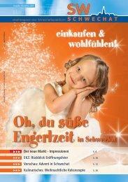 Kundenmagazin November 2007.pdf - Kauf in Schwechat