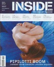 Inside - Numero 30 - Febbraio 2007 - Giunti Architetture