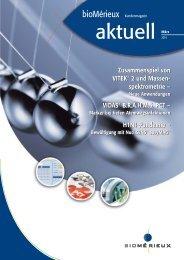 Neue Anwendungen VIDAS® BRAHMS PCT – Marker ... - bioMérieux