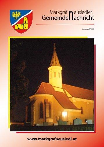 nacht- notarzt - Gemeinde Markgrafneusiedl