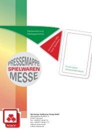 Pressemappe (PDF) zum Download - Nürnberger-Spielkarten ...