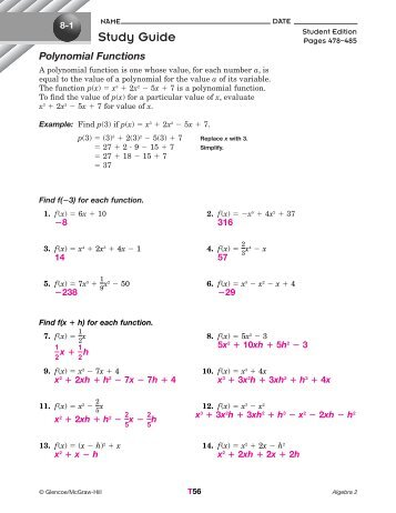 Ch 5 sec 6 study guide solutions name date period 5-6 study.