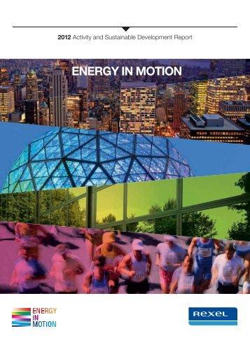 2012 Activity Report - Rexel