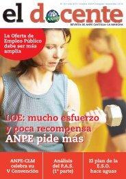 NÚMERO 30 (Págs de 01 a 10).qxd - Anpe Albacete Sindicato ...