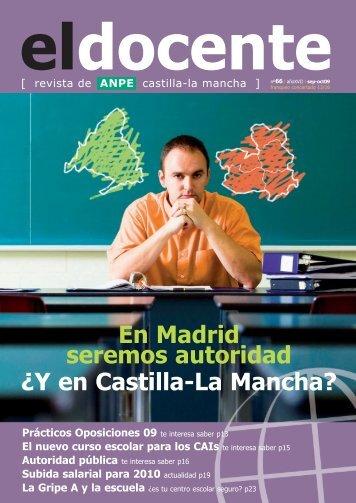 Autoridad pública - Anpe Albacete Sindicato Independiente