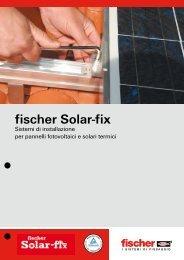 Sistema di fissaggio FISCHER - Rexel