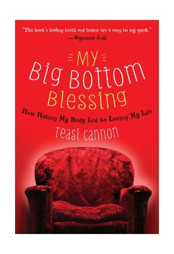 My Big Bottom Blessing's - Worthy Publishing