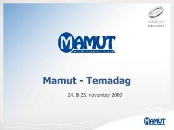 new VAT laws - Mamut