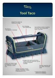 Brochure Tool Taco - Mamut ServiceSuite WebShop