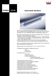 Brochure CD80 - Mamut ServiceSuite WebShop