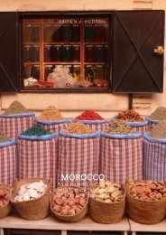 MOROCCO - Roving Gastronome