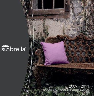 Sunbrella Fabrics Catalogue - Horestco