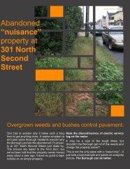 nuisance property - Columbia news, views & reviews