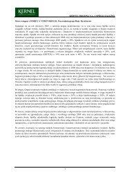 Skonsolidowane Sprawozdanie Finansowe za rok ... - Kernel