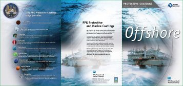 Offshore - Protective Paint Coatings