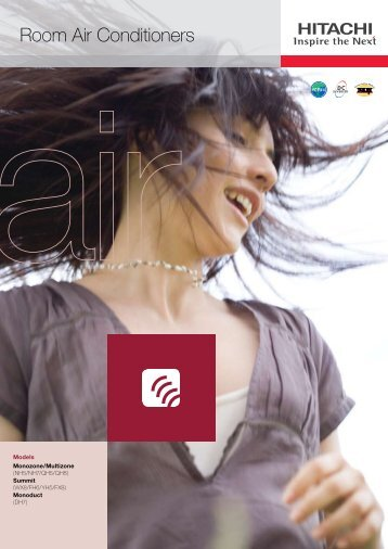Room Air Conditioners: brochure - Ultimate Air