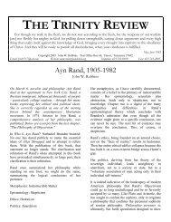 Ayn Rand, 1905-1982 - NJIAT