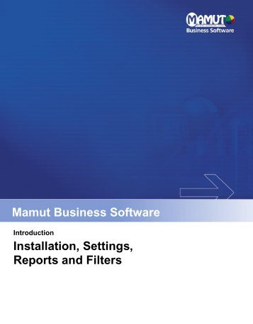 How to Install - Mamut