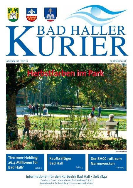 Zentrum - Leben in - Gemeinde Pfarrkirchen bei Bad Hall